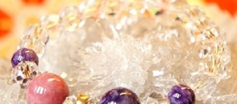 リボン水晶